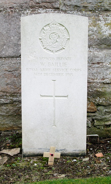 Roslin War Grave 2