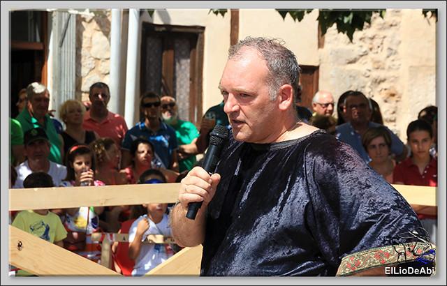 Poza de la Sal, Feria de Artesanía y Alimentación y Combates medievales (10)