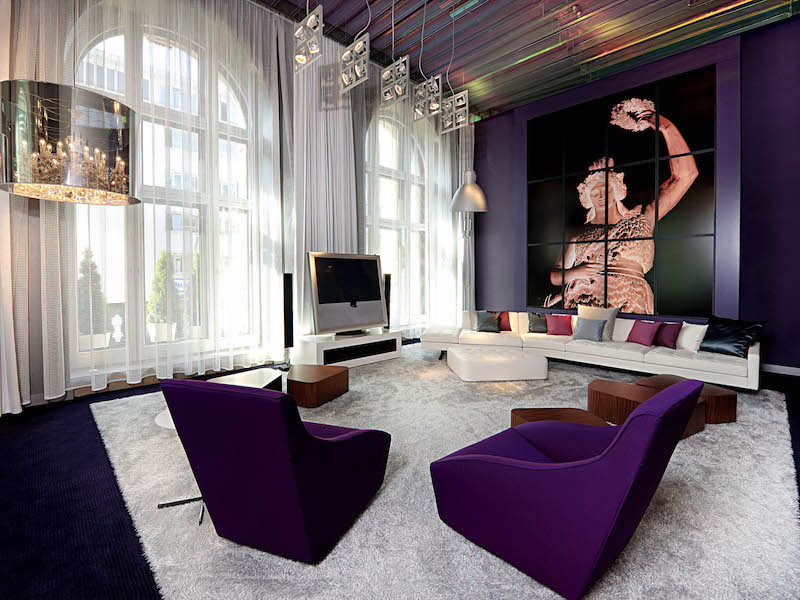 Magnificent Apartment at the Sofitel Munich Bayerpost
