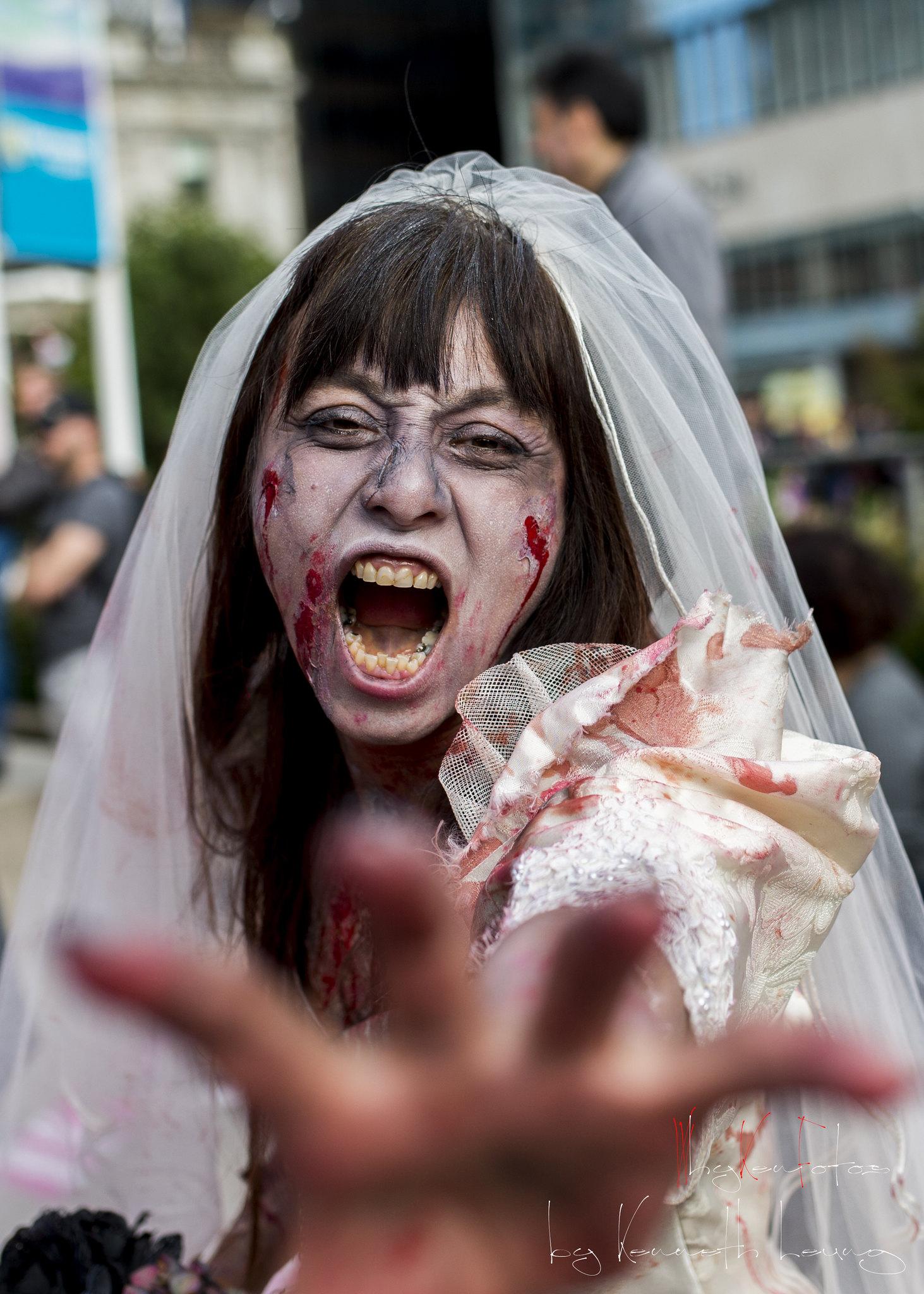 Zombie Walk Vancouver 2016