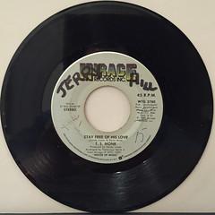 T.S. MONK:BON BON VIE(RECORD SIDE-B)