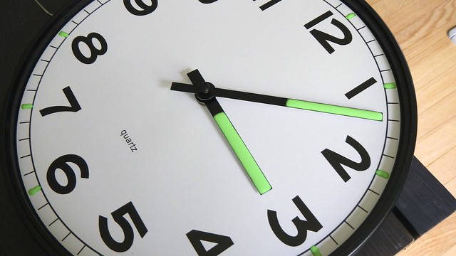 Light Clock 8