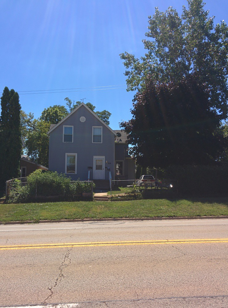 Grandparent's house  -street view
