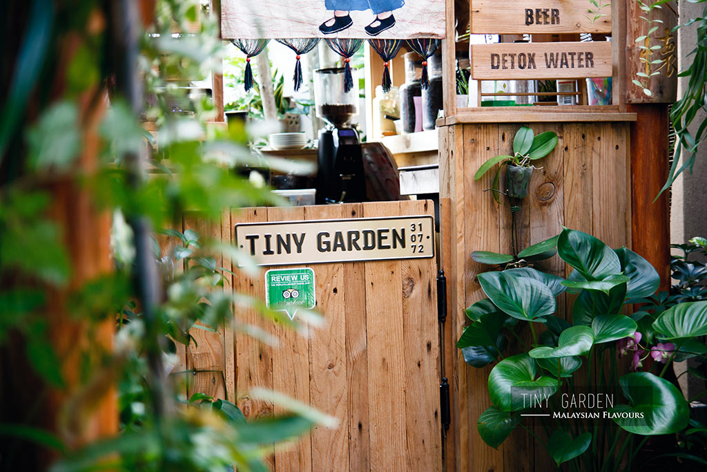 Tiny Garden Wangsa Melawati KL