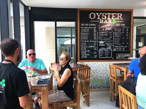 L'Oyster Bar, Arcachon, France