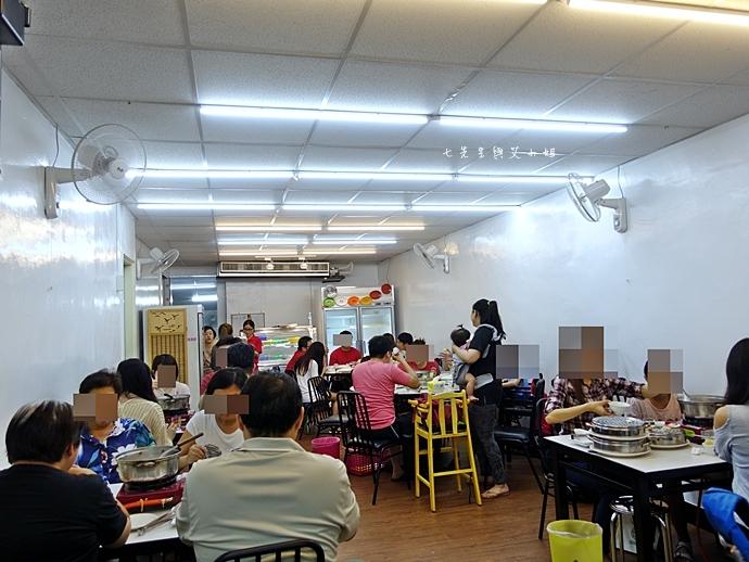 2 雙月牌沙茶爐 双月牌沙茶爐 海鮮疊疊樂蒸籠宴  新莊美食 台南熱門美食