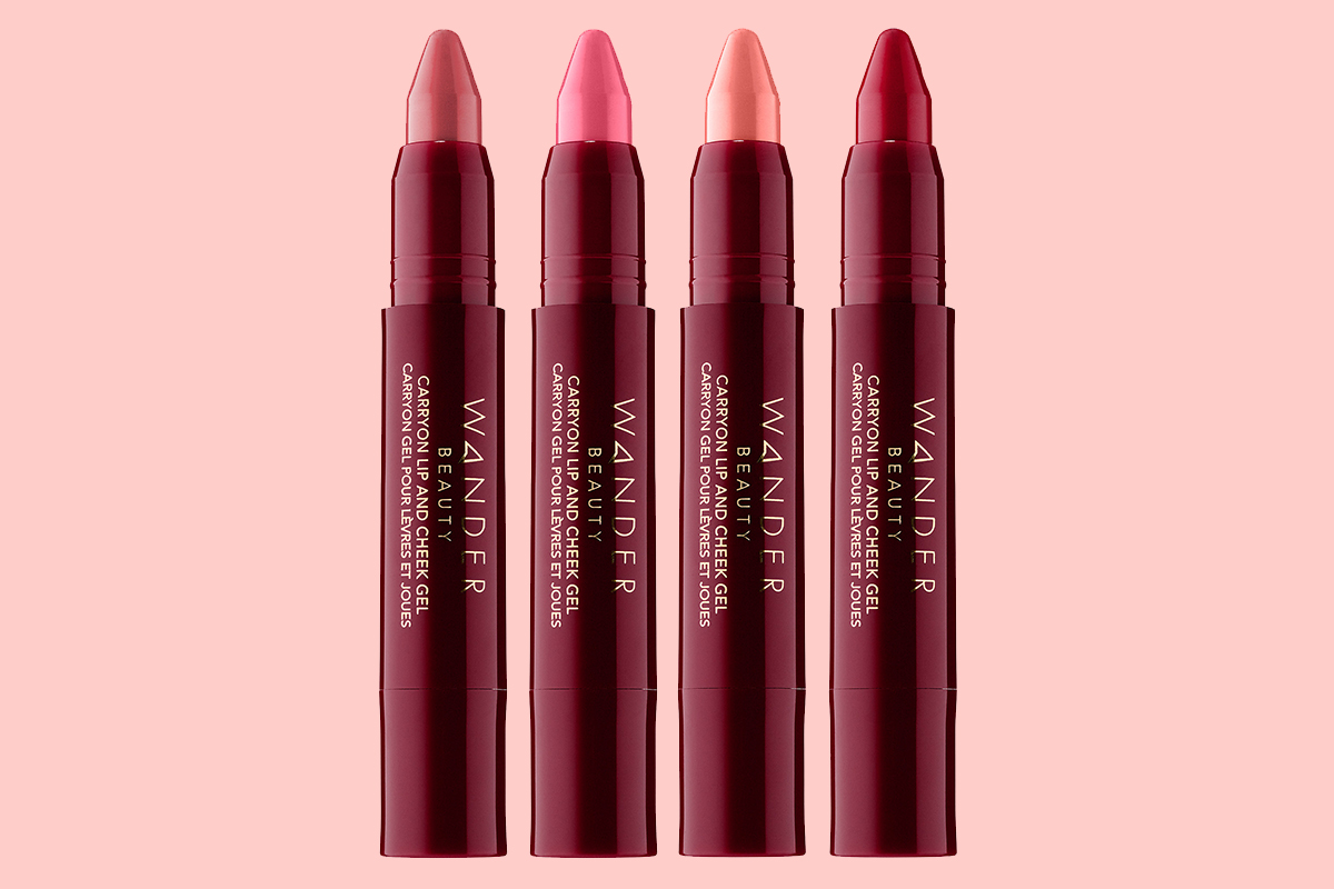 Wander Beauty Carryon Lip and Cheek Gel