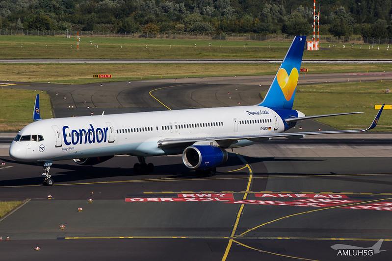 Condor - B753 - D-ABOI (1)