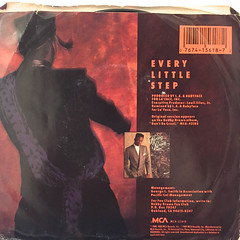 BOBBY BROWN:EVERY LITTLE STEP(JACKET B)