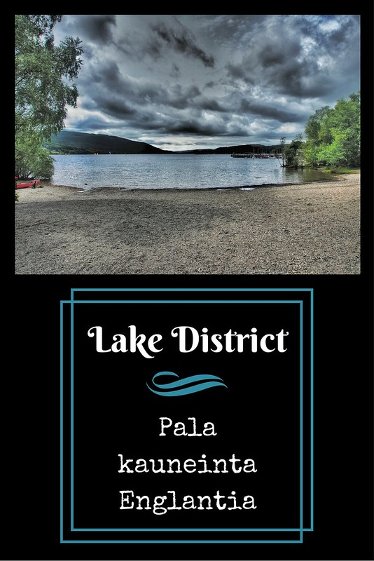 Lake District – pala kauneinta Englantia | Live now – dream later -matkablogi