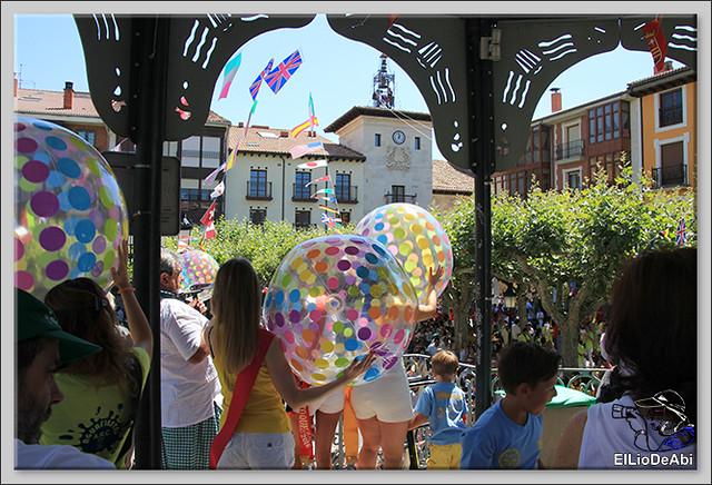 Briviesca Fiestas 2016 Bajada de las blusas  (3)