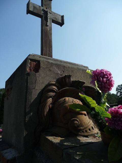 cmentarz w Szczawinie