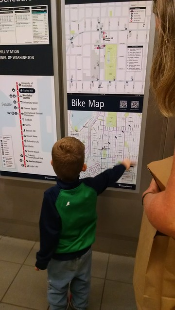 Light Rail Map
