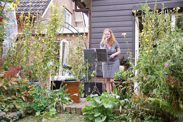 Hanneke Zingt