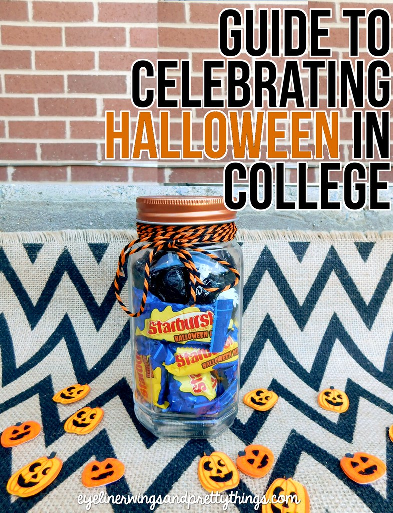Guide to Celebrating Halloween in College // eyeliner wings & pretty things