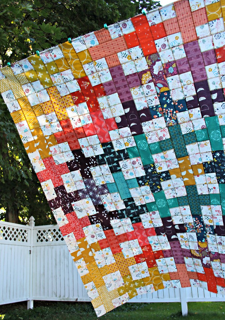 Fall Vibes Quilt Top n