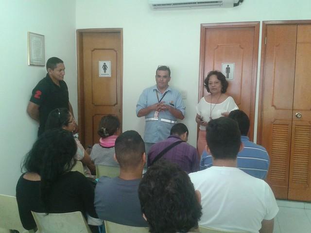 CAPACITACION COMUNIDAD- CARLOS GONZALEZ
