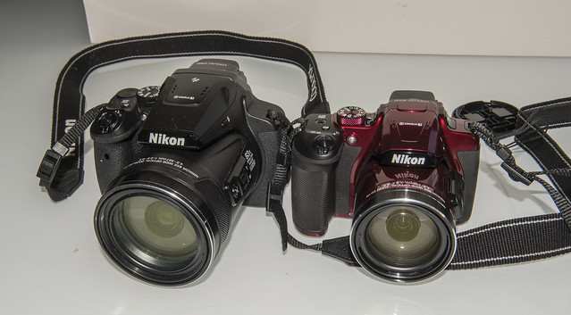 Nikon P900 gets a Little Sister  The Nikon B700