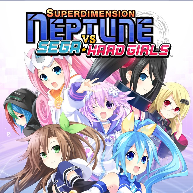 Superdimension Neptune