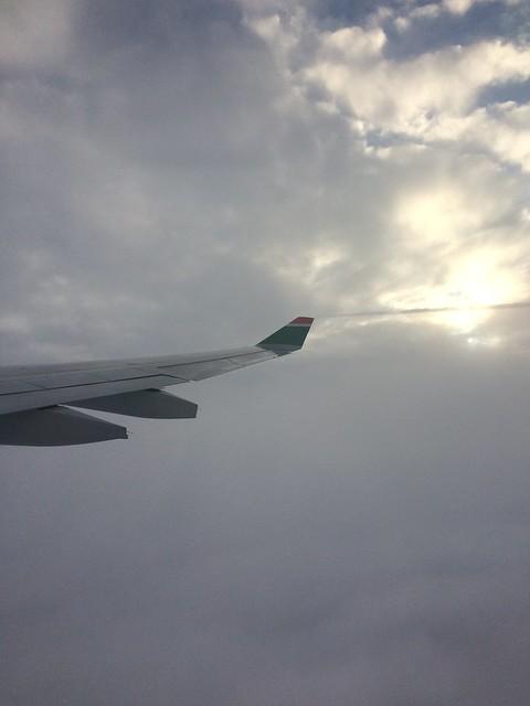 長榮航空-回程