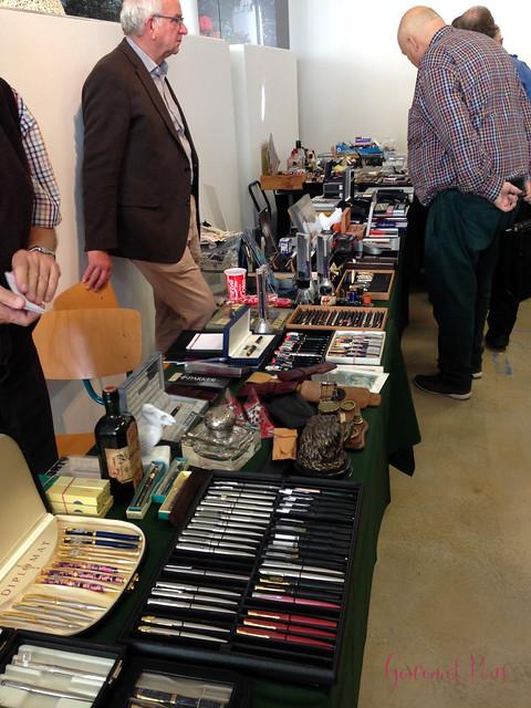 Field Trip - Tilburg Pen Show 2015 Recap 15