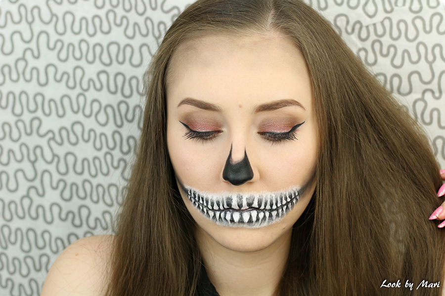 8 halloween makeup costume scary