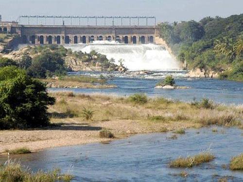 कावेरी नदी जल बँटवारे पर विवाद