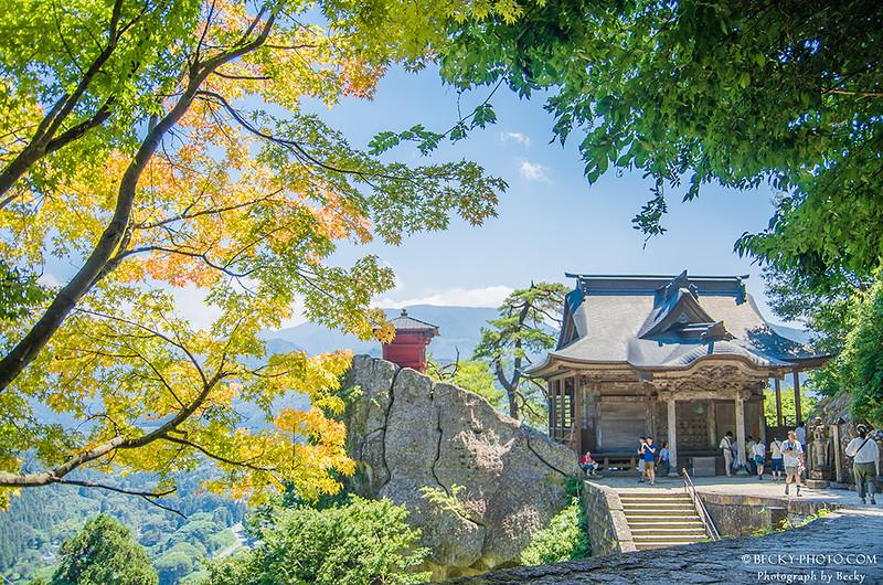 2016.Aug Yamadera @yamagata,Japan 山形の山寺