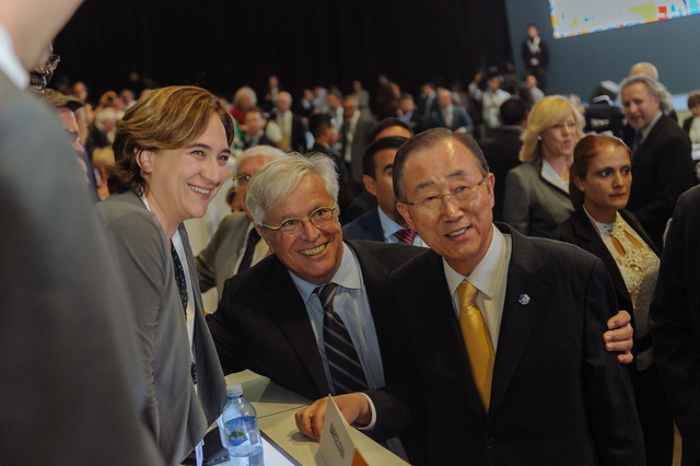 Oct_16_World_Mayor_assembly_The United Nations Conference on Housing and Sustainable Urban Development, Habitat III.