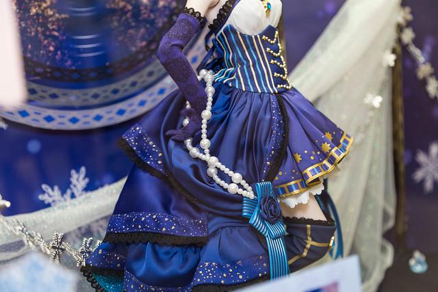 DDギャザリング2016展示 DDSアナスタシア ドレス