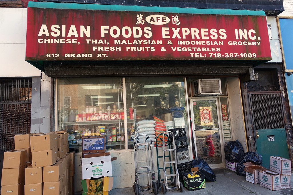 Asian Foods Express | 612 Grand St | Williamsburg | Brooklyn | NYC