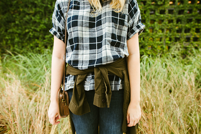 writes like a girl madewell emporia plaid shirt fall outfit13