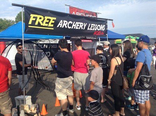 Free Archery Lessons