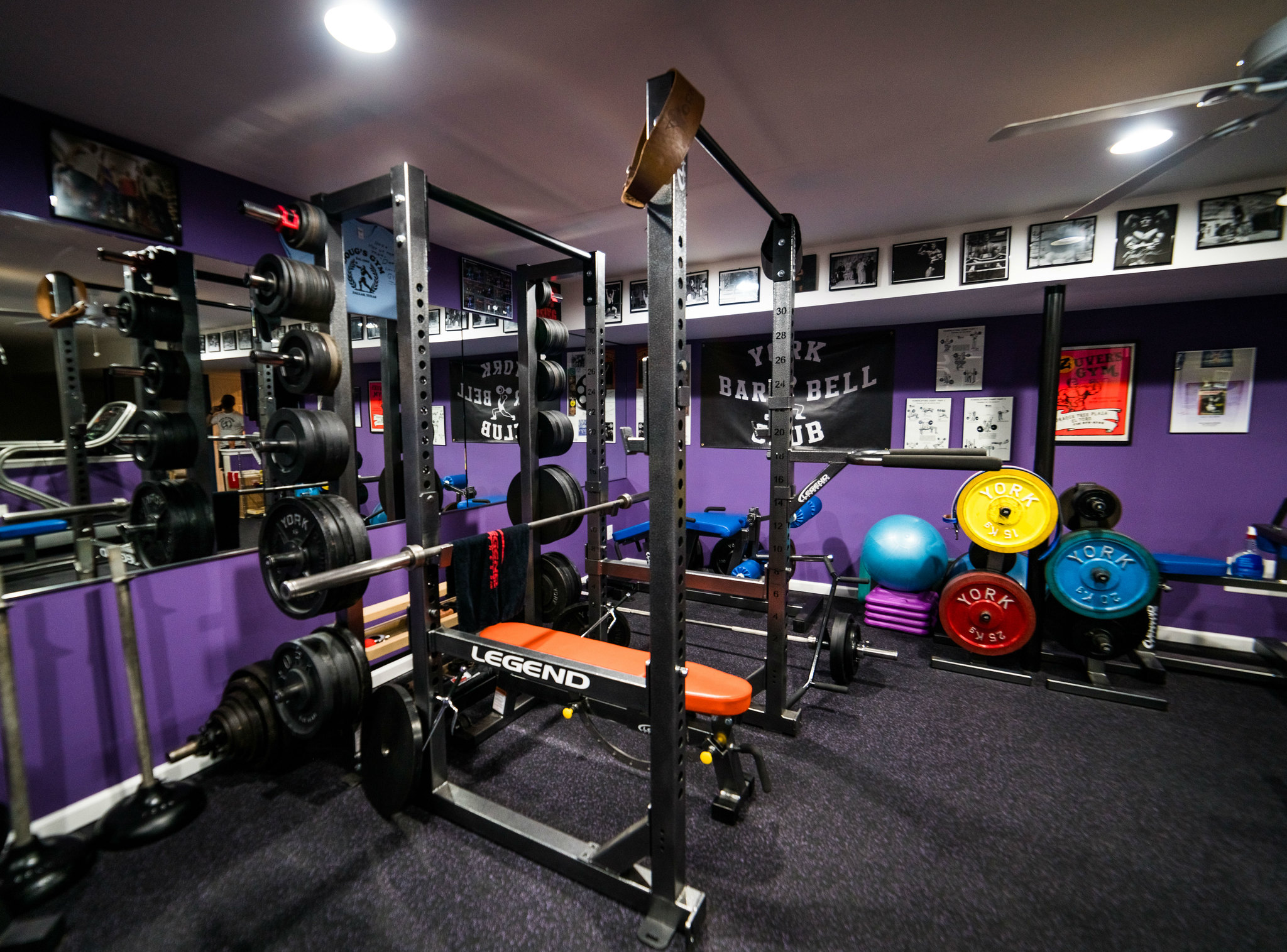 Pic S And Discussion Of Your Quot Home Gym Quot Page 232