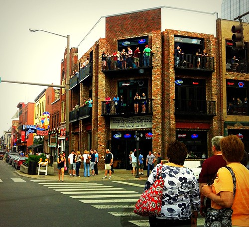 Honky Tonk Central, Broadway, Nashville, Tennessee | by Haider Nakkash