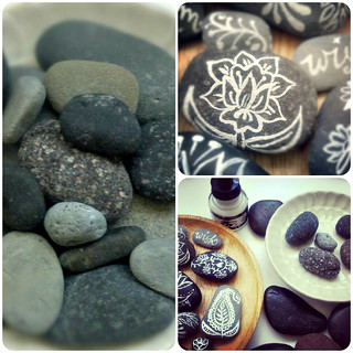 painting rocks | by Regina Lord (creative kismet)