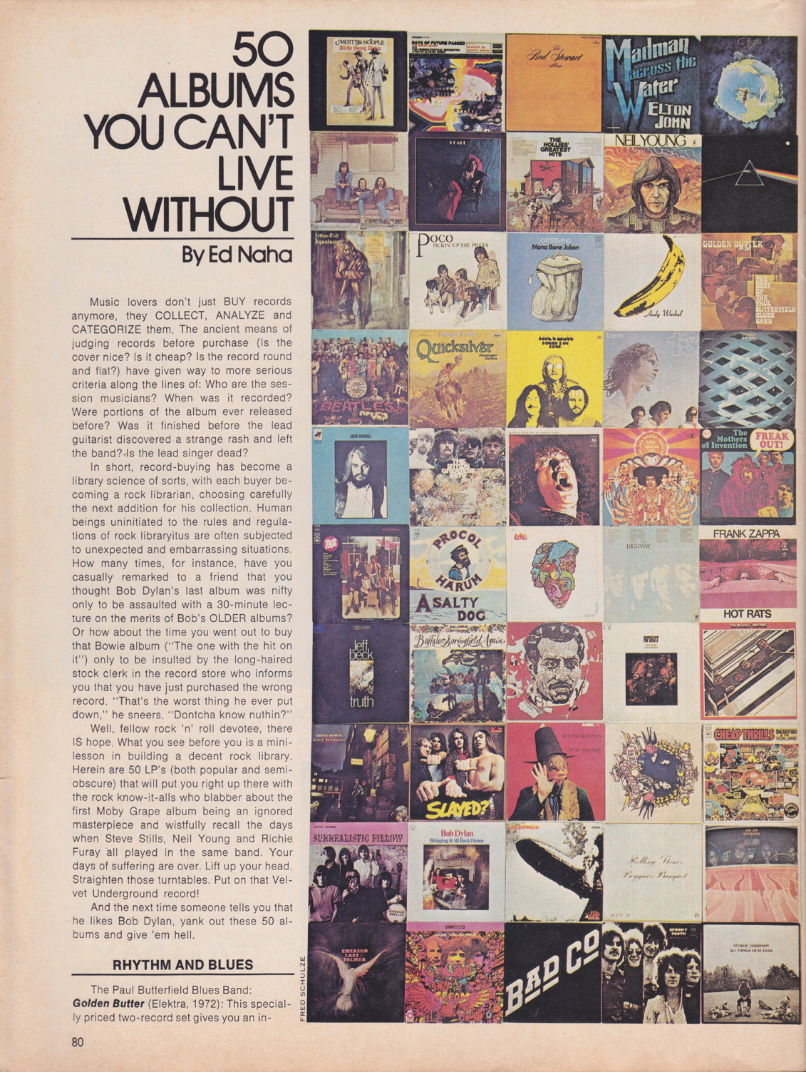 from 1974: 50 albums you can't live without | Spiked Candy