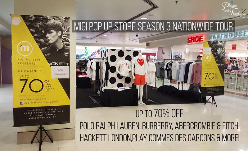 Migi Pop Up Store Season 3