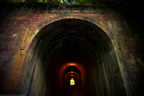166/366 - Dalecarlia Tunnel (Capital Crescent Trail) | by JoshBassett|PHOTOGRAPHY