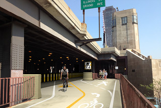 Navy Pier Flyover - alternative proposal (south of Lake Shore Drive bridge) | by Steven Vance