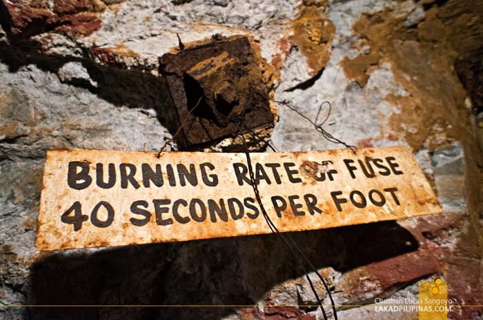 Balatoc Mines Itogon Benguet Dynamite