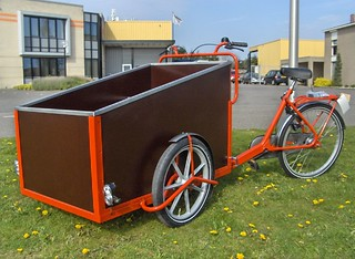 workcycles modern bakfiets M | by henry in a'dam