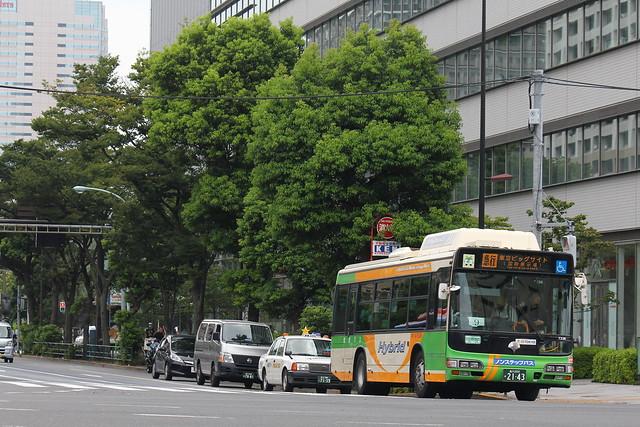 2016/08/12 東京都交通局 T236
