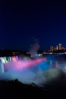 Niagara at Night | by thepostess