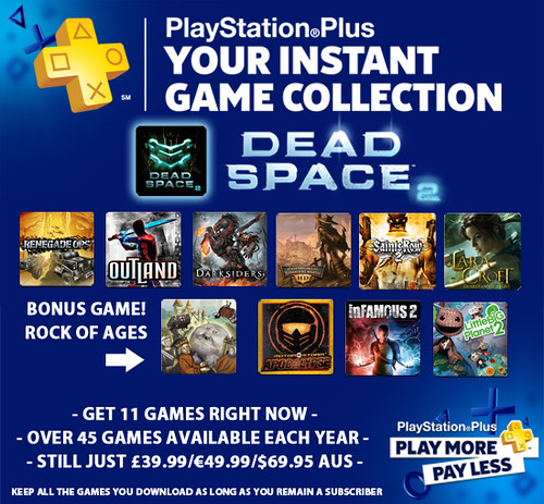 PlayStation Plus - Your Instant Game Collection | by PlayStation Europe