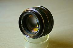 Asahi SMC Takumar 50mm F1.4