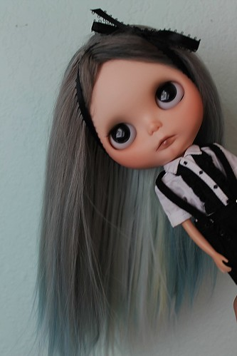 Eiko is ready to move | by Chantilly Lace (customs by Moofers)