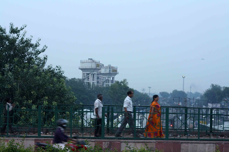 City Hangout – The Bridge, New Delhi Railway Station