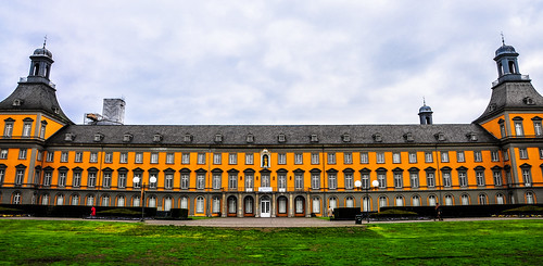 Kurfürstliches Schloss (Electoral Prince's Castle) - Now the University of Bonn - Bonn Germany | by mbell1975