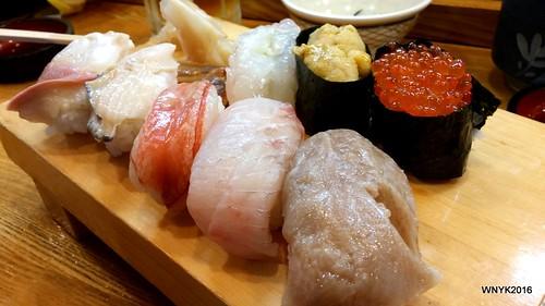 Toku-jyo Sushi